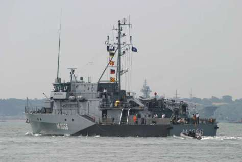 M1066 Frankenthal (ShipSpotting)