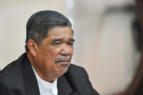 Mat Sabu (Malay Mail)