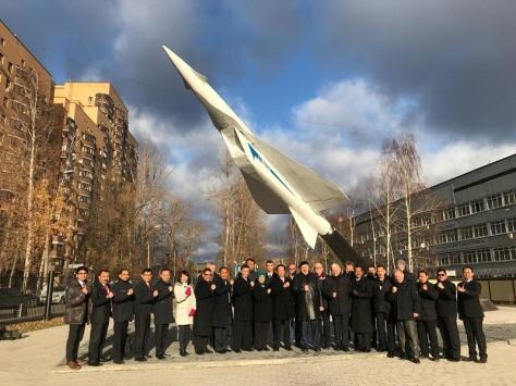 MILITARY TECHNICAL COOPERATION (MTC) KE-14 RI-RUSIA DI MOSCOW-RUSIA 21 S.D. 23 NOVEMBER 2018