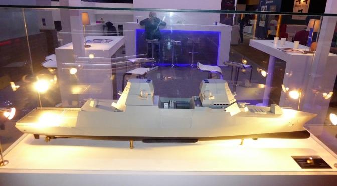 PTDamenSchelde Indonesia Bidik Pesanan Kapal Militer pada 2020