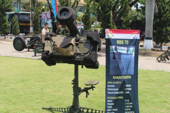 Rencana Pengadaan Peluru Kendali Jarak Menengah Untuk TNI AD