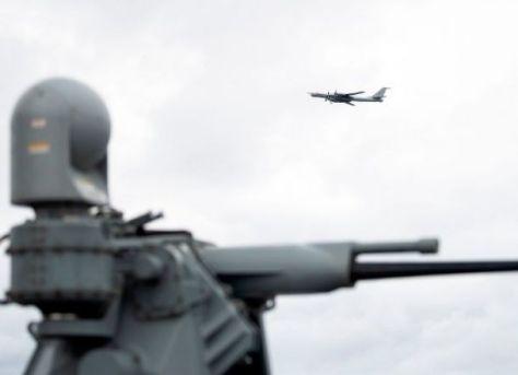 Pesawat Pengintai Rusia Muncul Tanpa Diundang di Latihan Militer NATO (AFP)