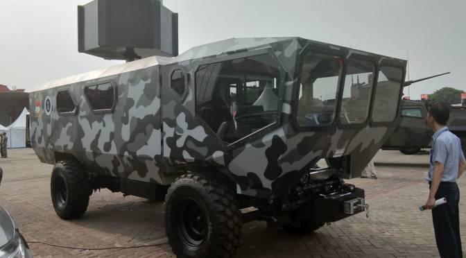 Uji Dinamis Pembuatan Prototipe Radar Pasif