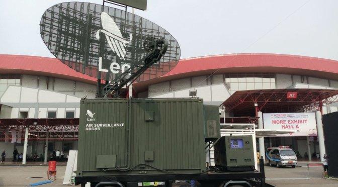 PT Len Luncurkan Radar Pengawasan Udara Solid State