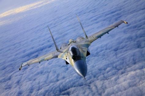 Sukhoi-Su-35 5E