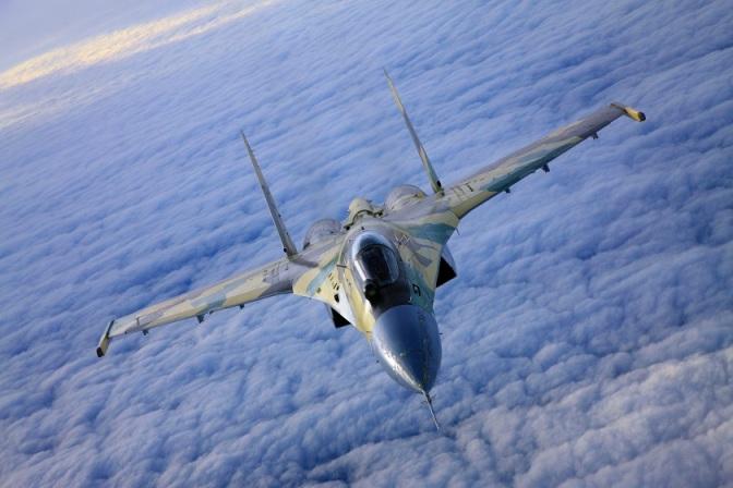 Rusia Minta Indonesia Tunggu Produksi Pesawat Tempur Su-35
