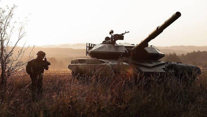 Perusahaan Ceko Promosikan T-72 Scarab Baru di Asia dan Timur Tengah