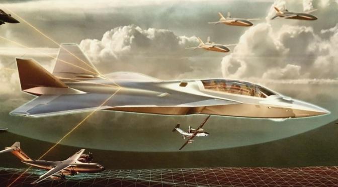Prancis dan Jerman Setujui Studi Desain Pesawat Tempur 'next-generation'