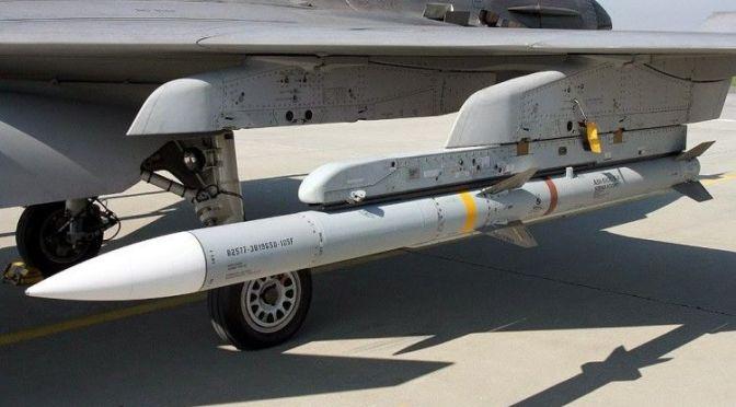 TNI AU Mulai Lengkapi Alutsista dengan BVR Missile