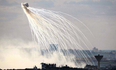 Bom Fosfor si Putih yang Mematikan (Tirto)
