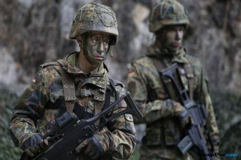 Bundeswehr (Egypt Today)