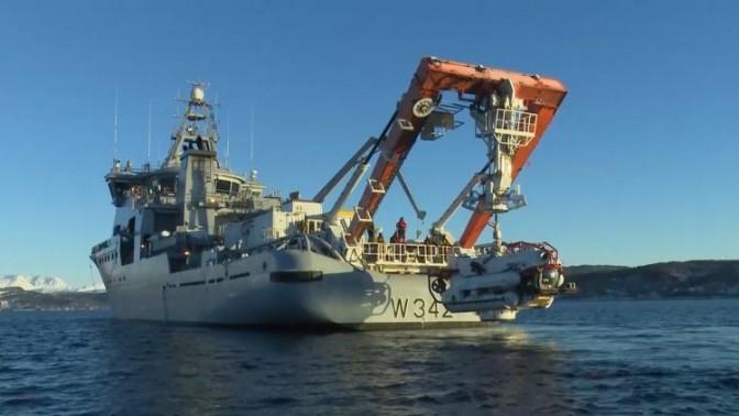 TNI AL Ajukan Rencana Pembelian Dua Kapal 'ocean-going hydrographic'