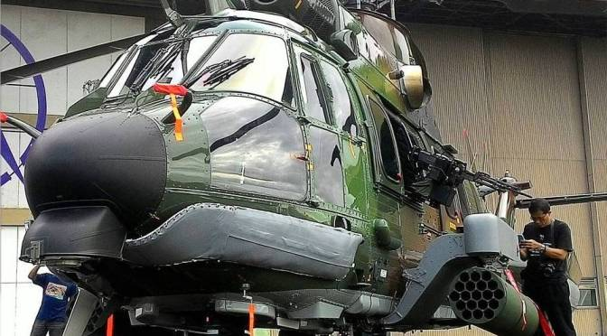Pembangunan Skadron Baru untuk Koopsau III