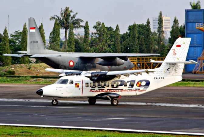 PT DI Butuh 119 Juta Dolar Untuk Tingkatkan Produksi Pesawat N219