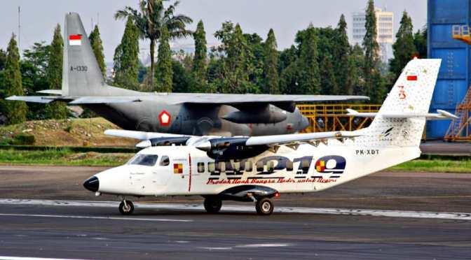 TNI AL Tetarik Boyong N219 untuk Gantikan Nomad