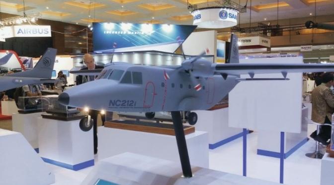 PT DI Dalam Pembicaraan dengan Angkatan Udara Filipina untuk Pesanan NC212i