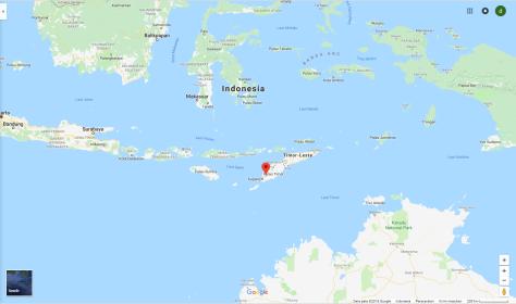 Naibonat, Kupang, NTT (GoogleMaps)