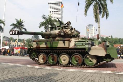 Tank Scorpion Malaysia (Pinterest)