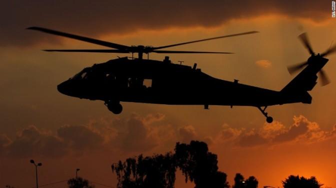Filipina Akan Beli Helikopter Black Hawk AS