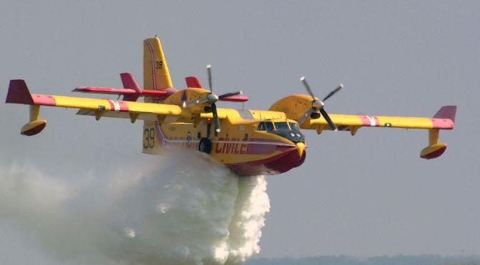 Pembelian Enam Pesawat untuk Antisipasi Kebakaran Hutan dan Lahan Riau
