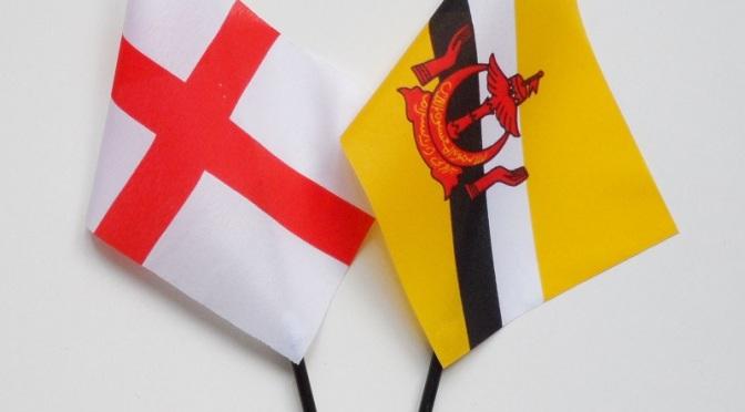 Inggris Berniat Bangun Pangkalan Militer di Brunei Darussalam