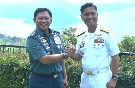 Kasum TNI Laksdya TNI Dr. Didit Herdiawan, M.P.A., M.B.A. (Elshinta)
