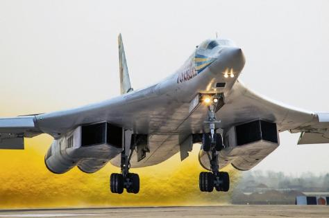 Tu-160 Blackjack Supersonic Bomber (NI)