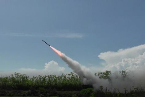 Uji Dinamik Roket R-Han 122B Tahap II TA. 2018 5