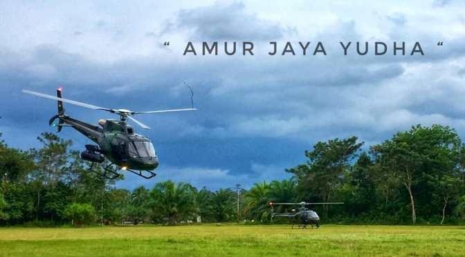 TNI AD Akan Bangun Skuadron Helikopter di Kalimantan Barat