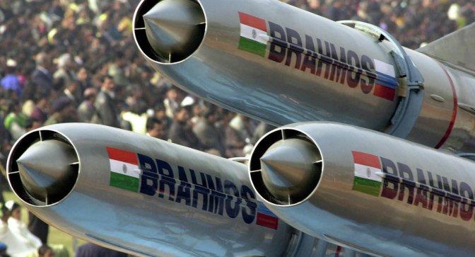 India Jajaki Penjualan Rudal Jelajah BrahMos ke Indonesia