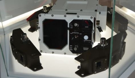 complete ssp-1 obra-3 vehicle self-protection system. (m. dura)