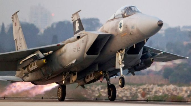 Kanopi F-15 IDF Lepas Saat Mengudara