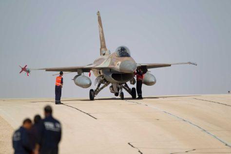 f-16 israel (abc)
