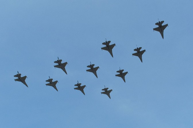 TNI AU Bentuk Dua Skuadron Tempur di Papua dan Bahas Pengembangan Skuadron Tempur Sukhoi