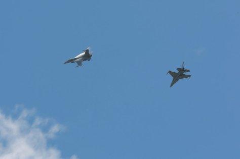 f-16 tni au vs usaf dalam cope west 2018 (tni au)
