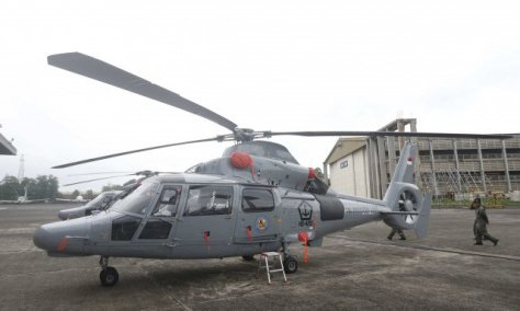 helikopter aks as565 mbe panther (pr)