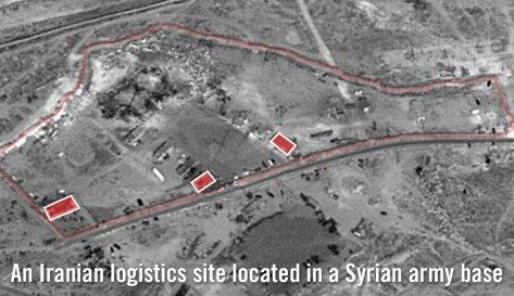 israel hancurkan sistem rudal pantsir milik suriah (twitter idf)