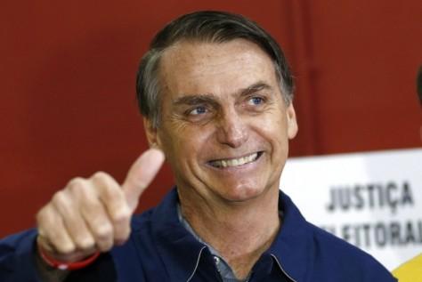 jair bolsonaro memenangkan pemilihan presiden brasil (ap)