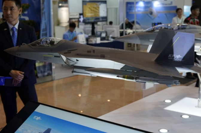 Indonesia Lanjutkan Pembayaran Proyek Pengembangan Jet Tempur KF-X
