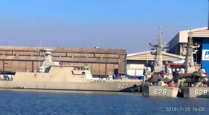 Indonesia Tandatangani Pengadaan Empat Unit KCR-60M