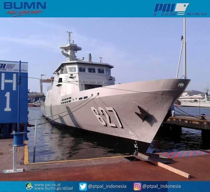 PT PAL Indonesia Menangkan Kontrak Empat Unit Kapal Perang Tipe KCR 60 untuk TNI AL