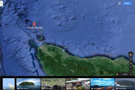 pulau rondo
