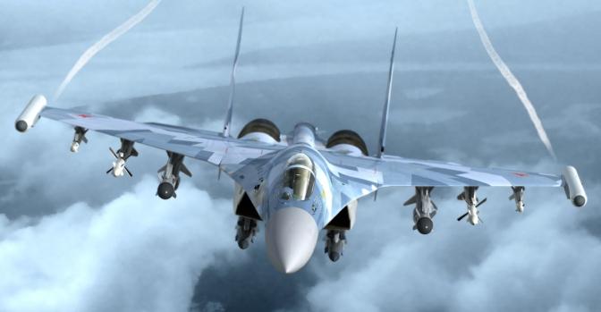 Alasan Rusia Belum Pilih Komoditas Untuk Dibarter dengan Sukhoi