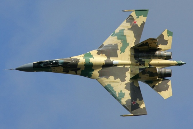 Realisasi Pembayaran Pesawat Tempur Sukhoi Su-35 Terhambat