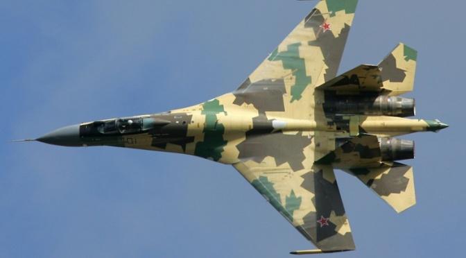 Skadron untuk Jet Tempur Su-35 Mulai Disiapkan di Lanud Iswahjudi