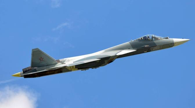 Vietnam Tertarik Beli Pesawat Tempur Generasi Kelima Su-57?