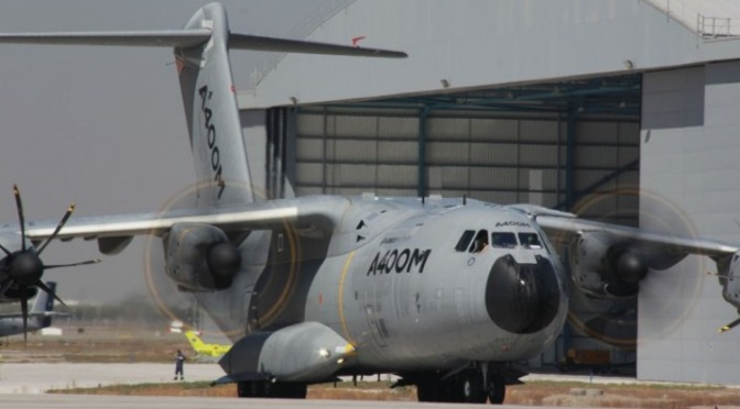 Airbus Yakin dengan Ekspor A400M tetapi Mengatakan Jumlahnya Mungkin Sedikit