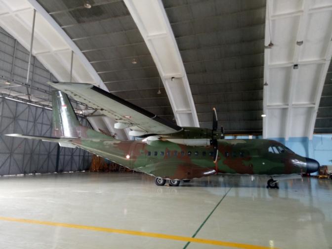 Skuadron Udara 27 Biak Akan Dioperasikan Bulan Mei