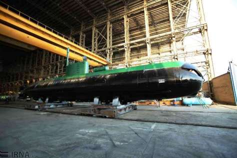 Fateh submarine