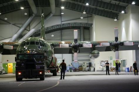 Hercules A97 007 now TNI AU A1336 Photo Douglas Aerospace a